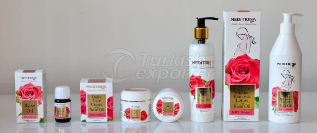 Rose Oil Range products