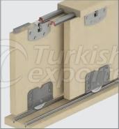 Sliding Door System M03 7055