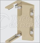 Sliding System For Folding Doors M05 7410