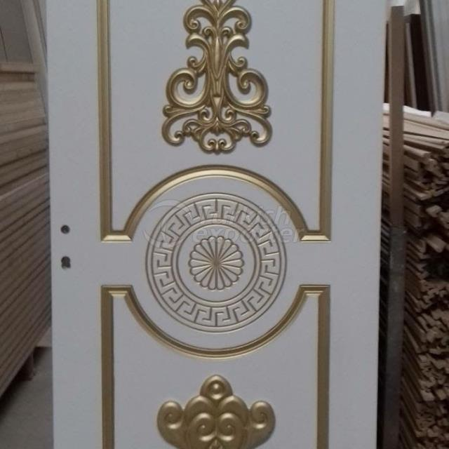 Gilded Door