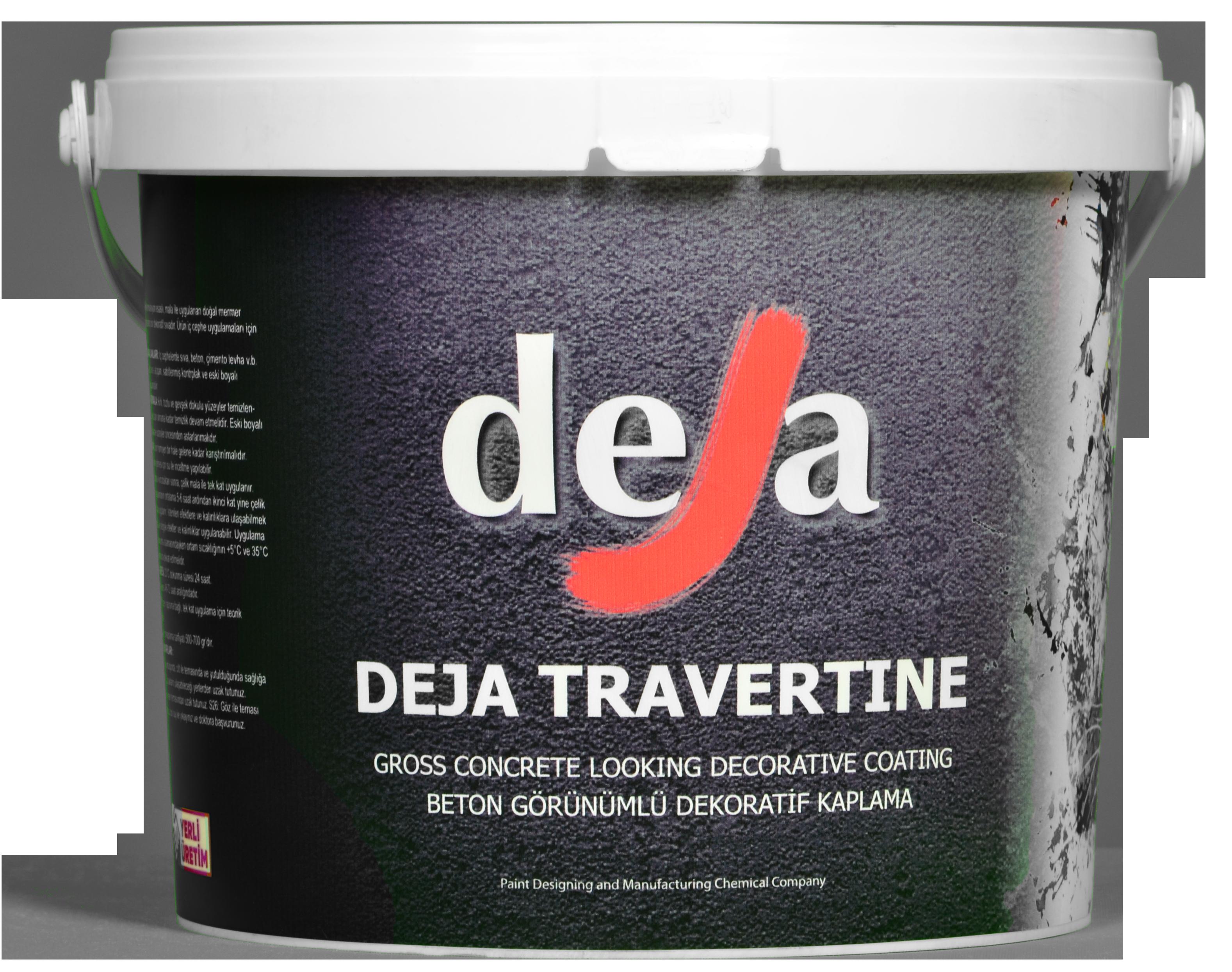 DEJA Travertine (Concrete Effect)