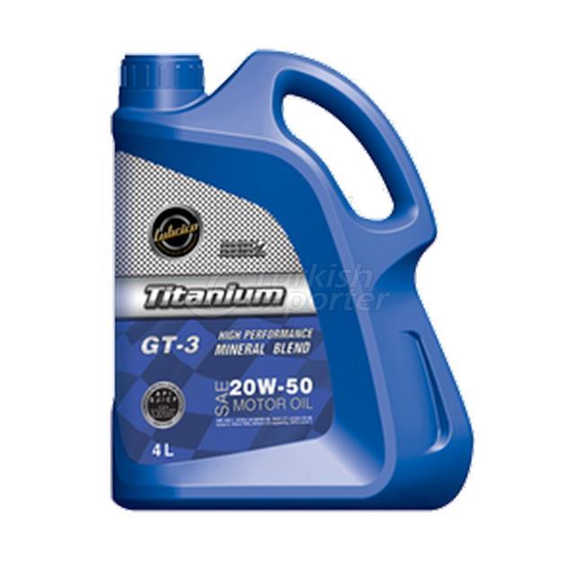 Titanium GT-3 20W / 50