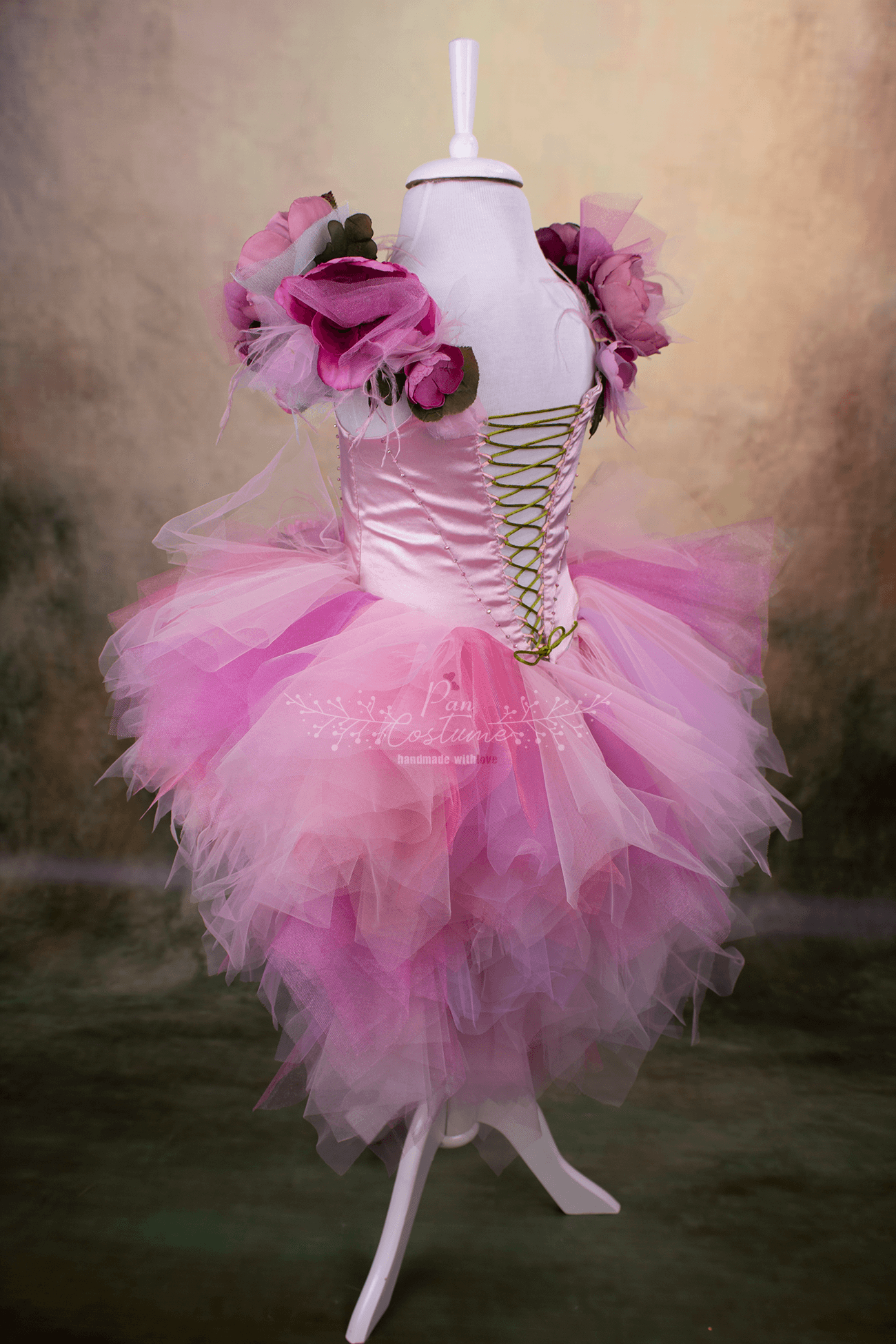 Spring Fairy Costume _ Gown