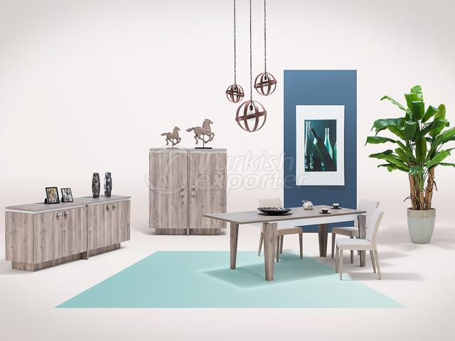 Kyra Dining Set