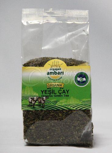 Organic Green Tea 100gr