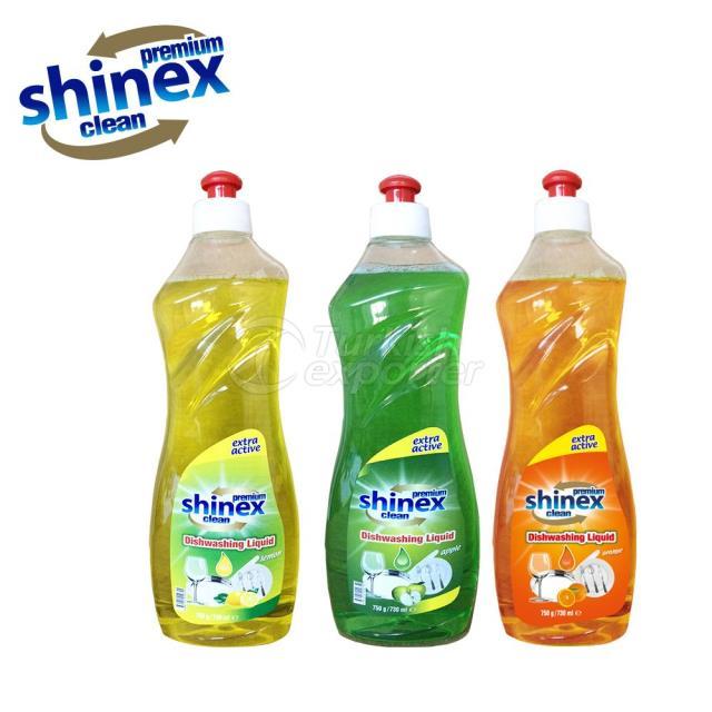 Shinex Dishwashing Liquid 750 ml