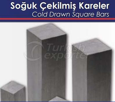 Cold Drawn Square Bars
