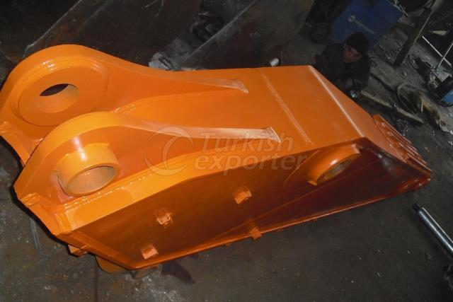 Boom Arm Bucket Repair And Manufacturing