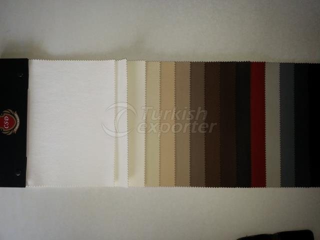 PVC - PU Leather for upholstery use