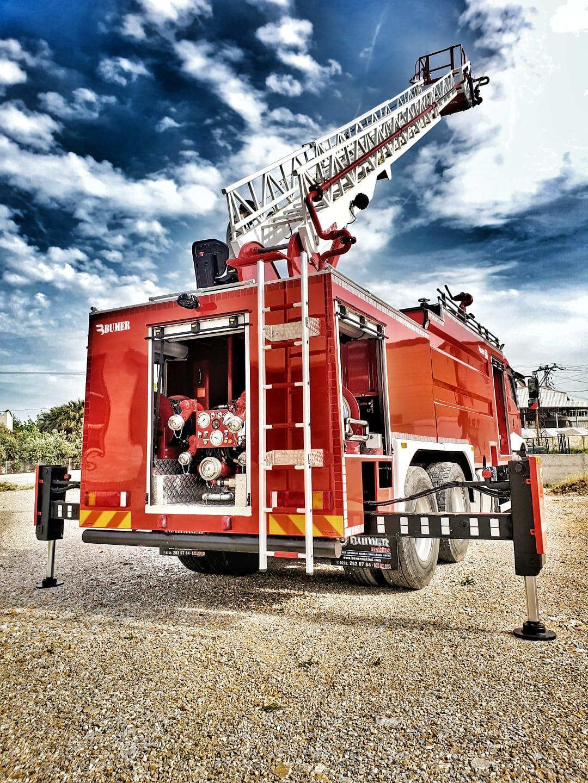 سيارة إطفاء