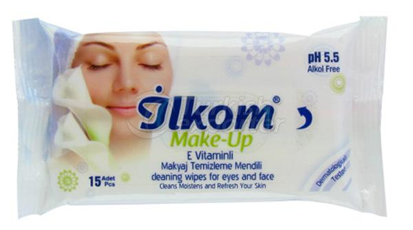 Make-Up Cleaning Wipes