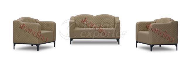 Elips Sofa Set