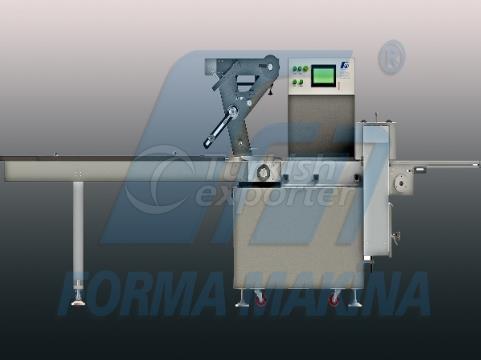 Horizontal Flowpack Ya-100