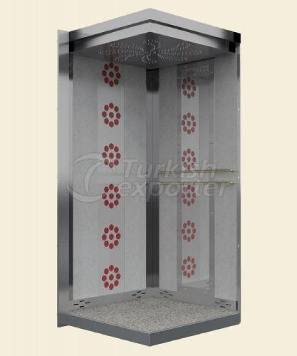 Elevator Cabin Ahnes