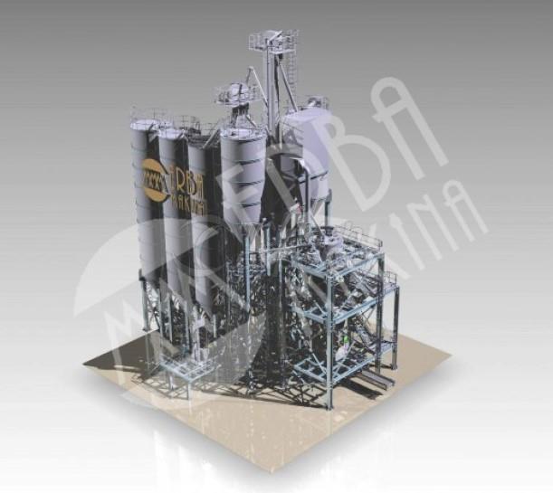 Dry Mixture Unit