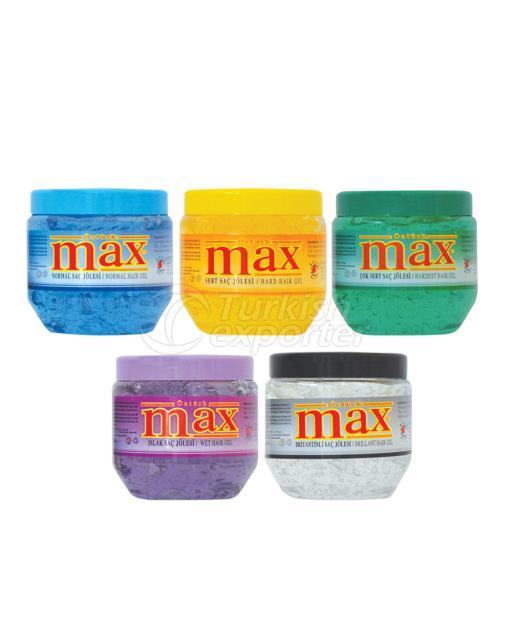 Hair Gel 500 Ml - Max Ozturk