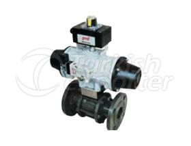 Pneumatic Controlled Valves