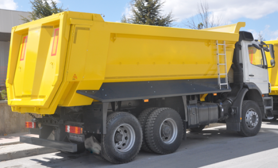 Truck _ Trailer Tipper