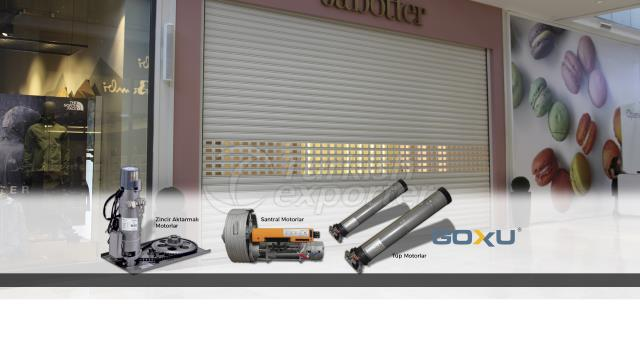Rolling Shutter Automation