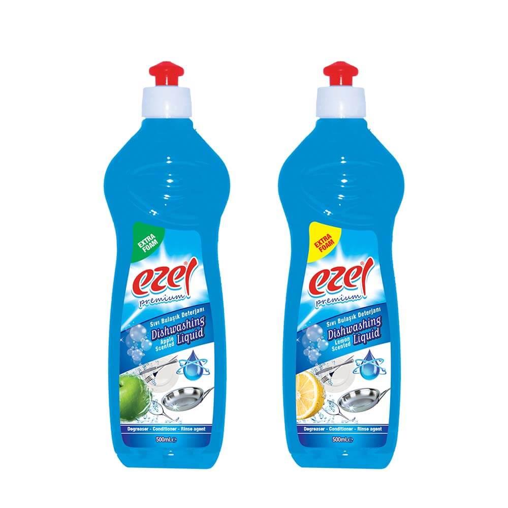 Ezel Dishwashing Liquid 500 ml