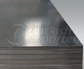 Aço plano galvanizado