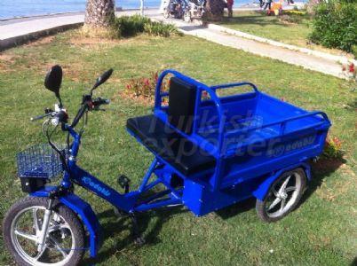 Electric Cargo Bike
