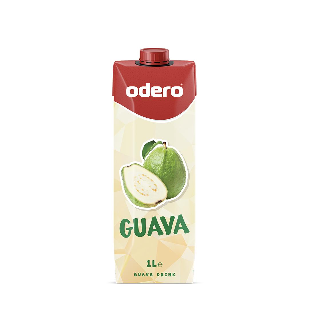 Guava Fruit Juice Best Price in Tetra Pak 1000 ml