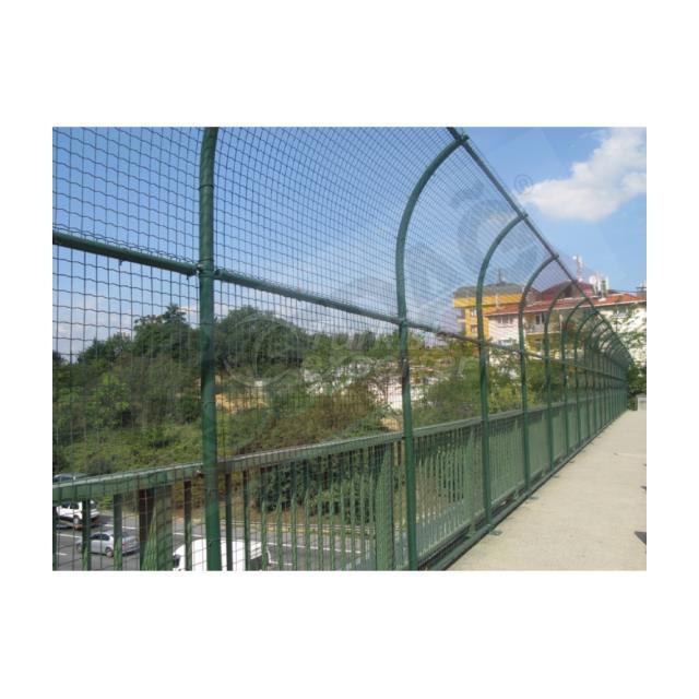 PVC شبكة ملحومة