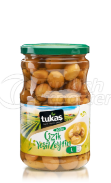 Green Olive Edremit 231-260 400 gr