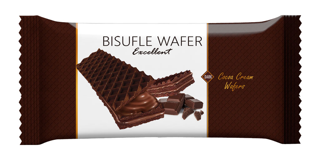 Wafer with Cacao Cream