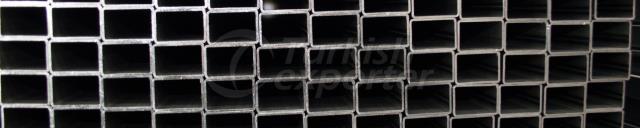 TS EN 10219 Rectangular Box Profiles