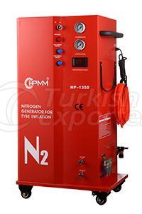 Sistemas de ar de nitrogênio