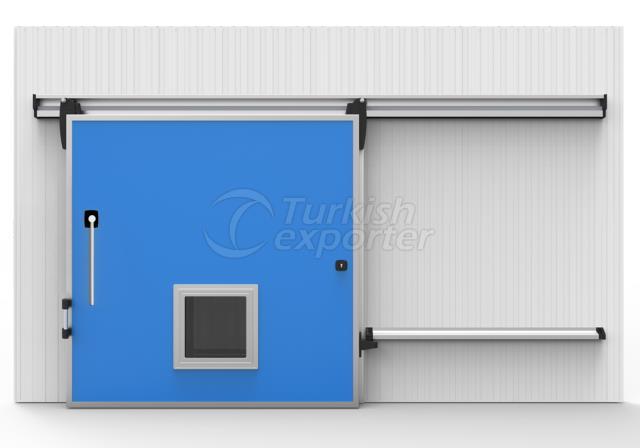Cold Store Doors - Atmospheric Type