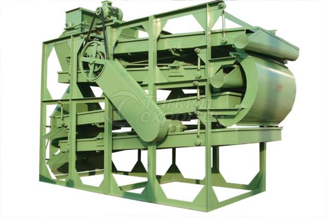 Four Tray Pneumatic Seed Cleaner1