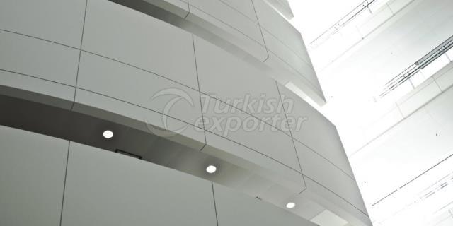 Aluminum Composite Panel Facade Coating System