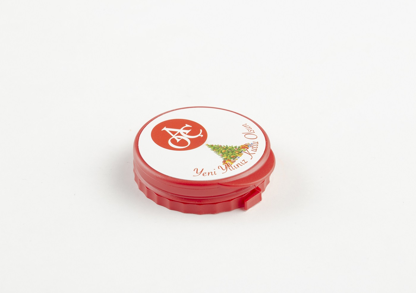Glass Bottle Cap With IML Printing