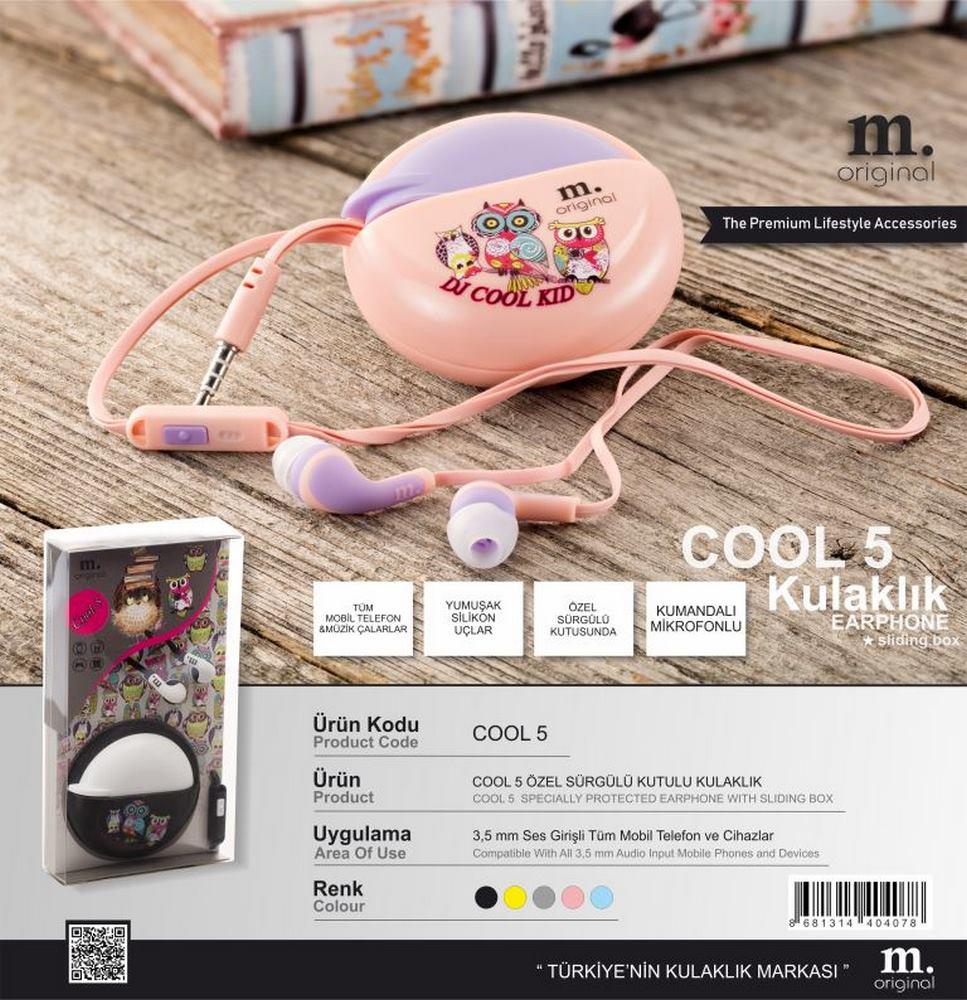 Cool 5 Headphones