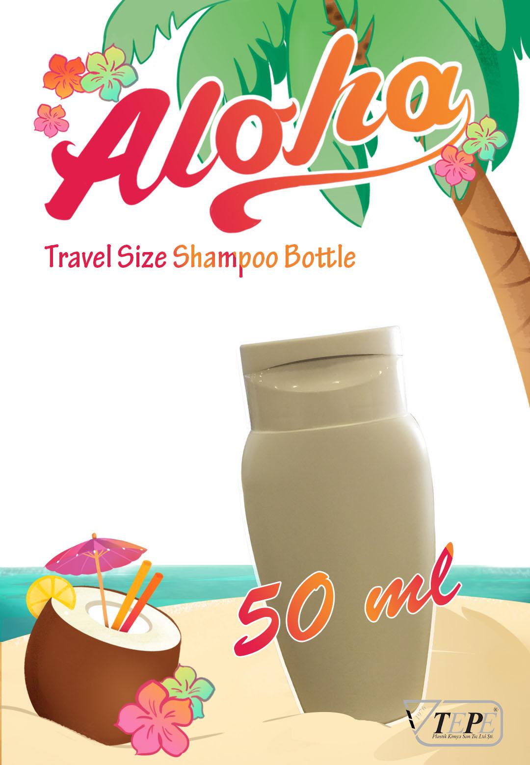 Mini Shampoo Packaging