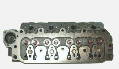 Trator de cabeça de cilindro Leyland