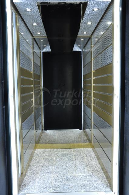 Cabina elevadora Yukselis