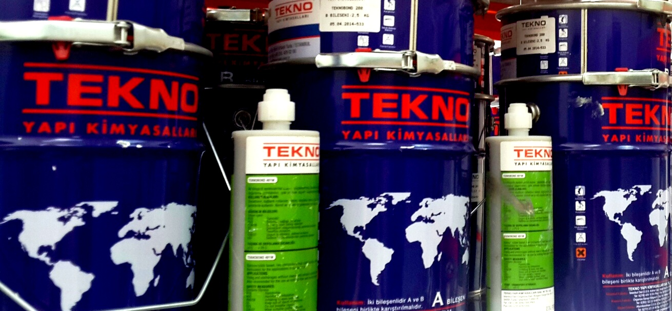 Construction Chemicals - Tekno