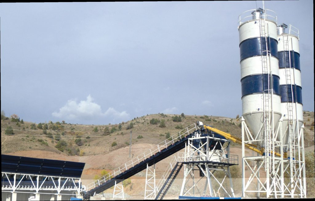 Concrete Batching Plant - 2