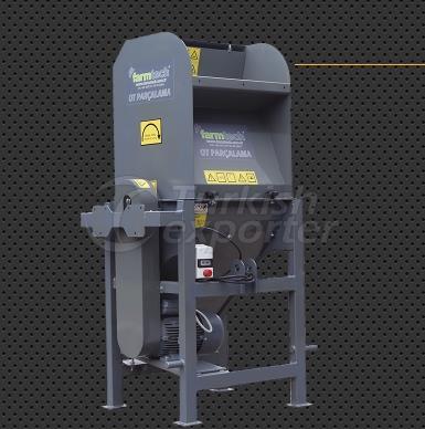 OP-Grass Shredder Machine