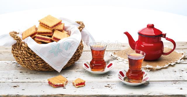 Biscuit Turkish Delight