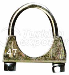 EXHAUST CLAMP NO:47