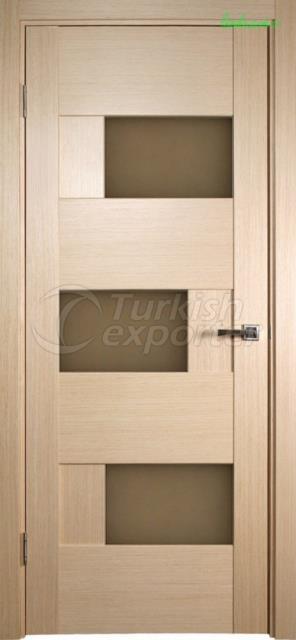 Kaplama Ahşap Kapılar LK 113