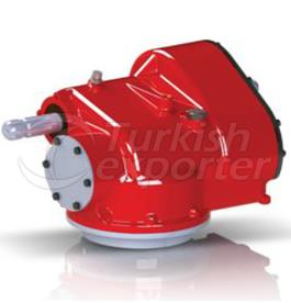 Gearboxes CD610