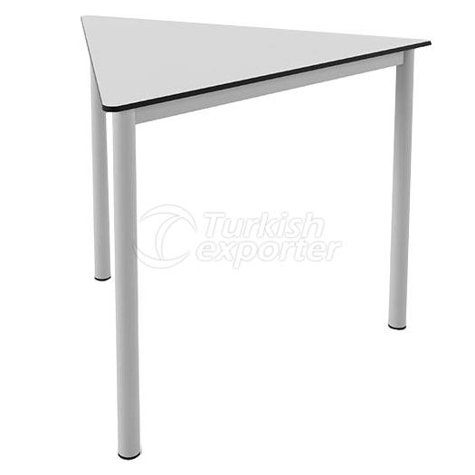 TRAPEZE TABLE 60˚