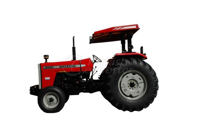 BOZOK 290 4WD - BOZOK 275 2WD