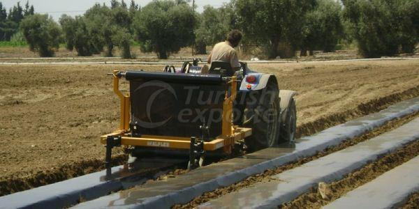 Mulch (Nylon Covering) Machine